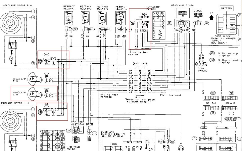 nissan 350z power window switch wiring diagram get free image about wiring diagram 2013 Freightliner M2 Wiring-Diagram 2006 Freightliner M2 Wiring-Diagram
